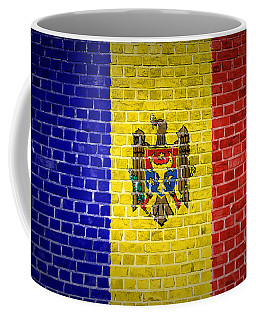 Brick Wall Moldova Coffee Mug
