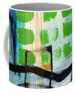 Bridge- Abstract Landscape Coffee Mug