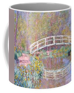 Bridge In Monet's Garden Coffee Mug