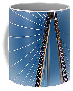 Bridge Coffee Mug by Jim Hill