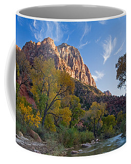Bridge Mountain Coffee Mug
