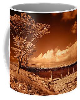 Bridge On The Lake Coffee Mug
