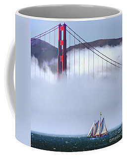 Bridge Sailing Coffee Mug