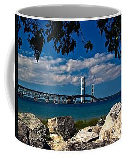 Bridge To The U.p. Coffee Mug