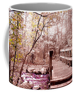 Bridge To Utopia  Coffee Mug