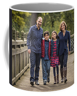 Bridge Walk - Group Hug Coffee Mug