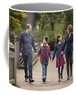 Bridge Walk Coffee Mug