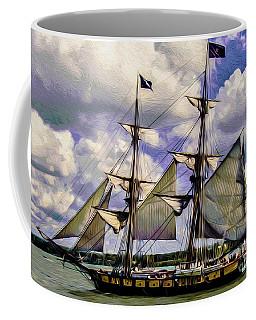 Brig Niagara IIi Coffee Mug