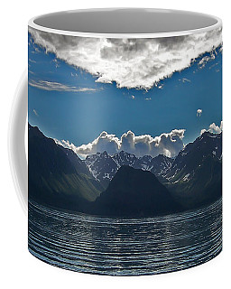 Bright And Cloudy Coffee Mug by Aimee L Maher Photography and Art Visit ALMGallerydotcom