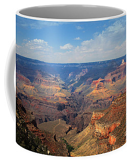 Bright Angel Trail Grand Canyon National Park Coffee Mug