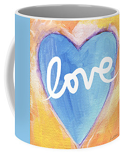 Bright Love Coffee Mug