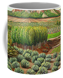 Bright Morning In Alcudia Coffee Mug