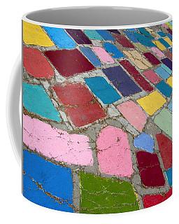 Bright Paving Stones Coffee Mug