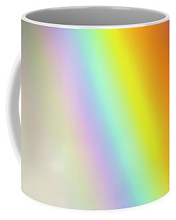 Bright Rainbow Spreading  Denali N P Coffee Mug