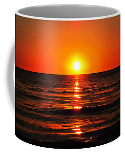 Bright Skies - Sunset Art By Sharon Cummings Coffee Mug