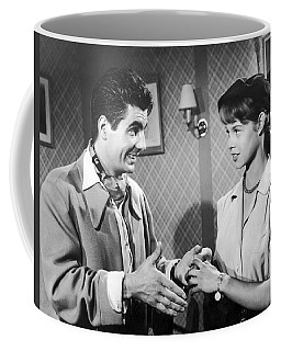 Brigitte Bardot's First Film Coffee Mug