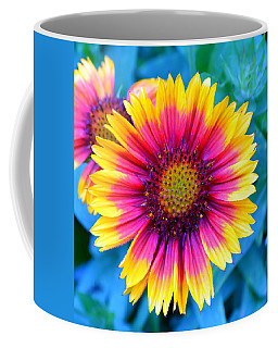 Coffee Mug featuring the photograph Brilliance by Deena Stoddard