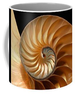Brilliant Nautilus Coffee Mug
