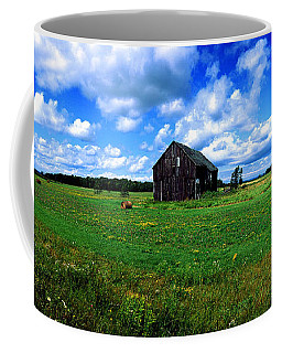 Brimley Farm Near  Sault Ste Marie Michigan  Coffee Mug