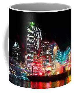 Brisbane City Of Lights Coffee Mug
