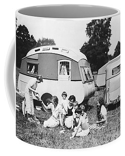 British Caravan Campers Coffee Mug
