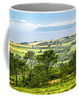 Brittany Landscape With Ocean View Coffee Mug