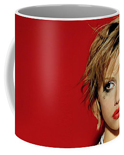 Brittany Murphy Tribute Coffee Mug