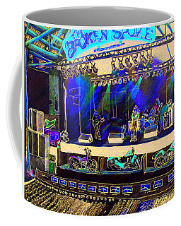 Broadband At The Broken Spoke Saloon Coffee Mug