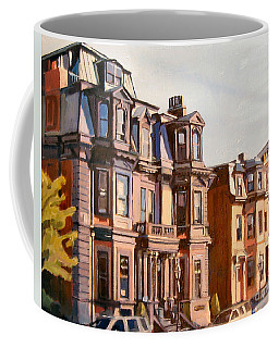 Broadway View Coffee Mug