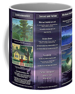 Brochure 2015 - Exterior Coffee Mug