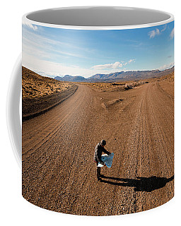 Brody Leven, Patagonia, Chile Coffee Mug
