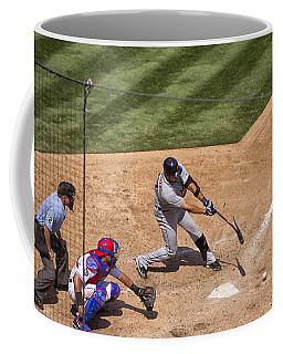 Broken Bat Coffee Mug