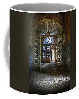 Broken Beauty Coffee Mug by Nathan Wright