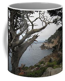 Broken Cypress Coffee Mug