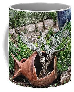Broken Pottery Color Coffee Mug