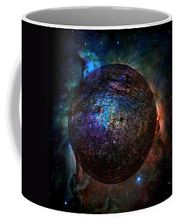 Broken World Coffee Mug