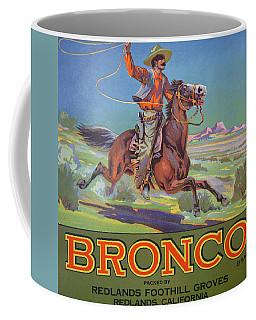 Bronco Oranges Coffee Mug