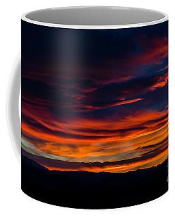 Bronco Sunset Coffee Mug