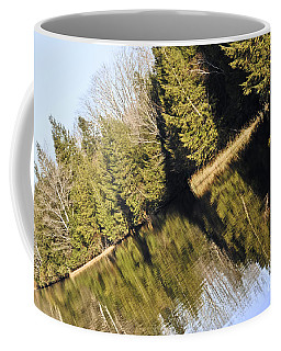 Bronson's Pond Coffee Mug