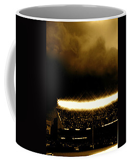 Bronx Storm Yankee Stadium  Coffee Mug