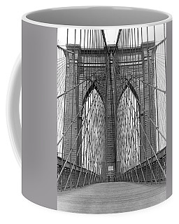 Brooklyn Bridge Promenade Coffee Mug
