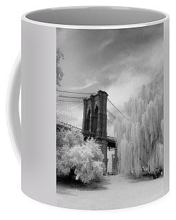 Brooklyn Bridge Willows Coffee Mug
