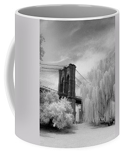 Brooklyn Bridge Willows Coffee Mug