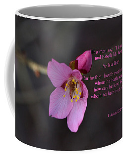 Brotherly Love Coffee Mug by Larry Bishop