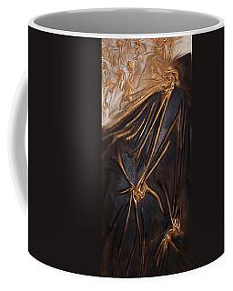 Brown And Gold Coffee Mug