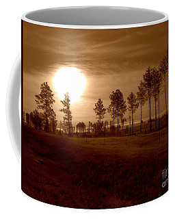 Brown Fog Coffee Mug