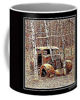 Brown Lady Coffee Mug