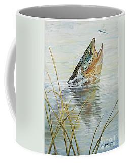 Brown Takes Damsel  Coffee Mug