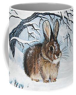 Brrrr Bunny Coffee Mug