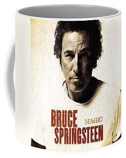 Coffee Mug featuring the photograph Bruce by Bruce